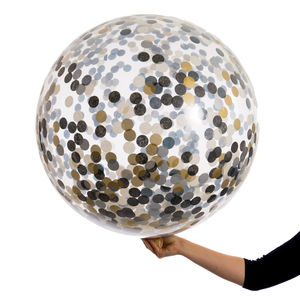Giant Glitz And Glam Confetti Filled Balloon