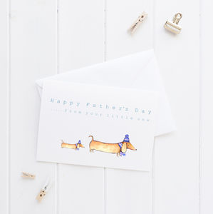Personalised Dad's Birthday Card - father's day cards