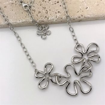 Triple Splash Necklace