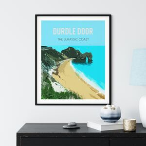 Durdle Door, The Jurassic Coast Art Print