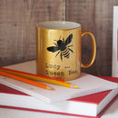 Bumble Bee Personalised Mug