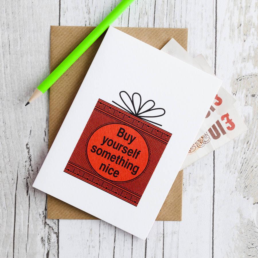 Fun Christmas Gift Cards
