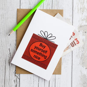 Fun Christmas Gift Cards - cards