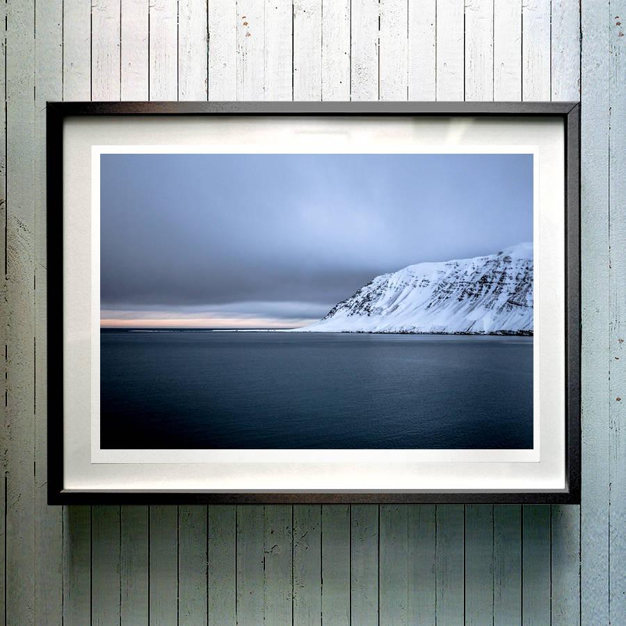 Arctic Edge. Fine Art Giclée Print