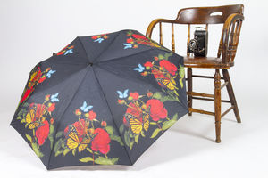 Exotic Garden Umbrella - umbrellas & parasols