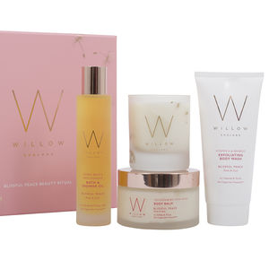 Indulgent Blissful Peace Beauty Ritual - winter sale