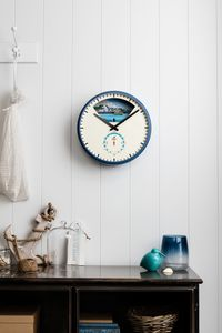 Tide Clock With Single Dial - clocks