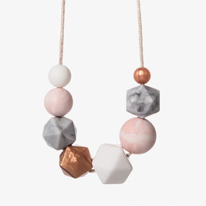Cleo Teething Necklace - baby care