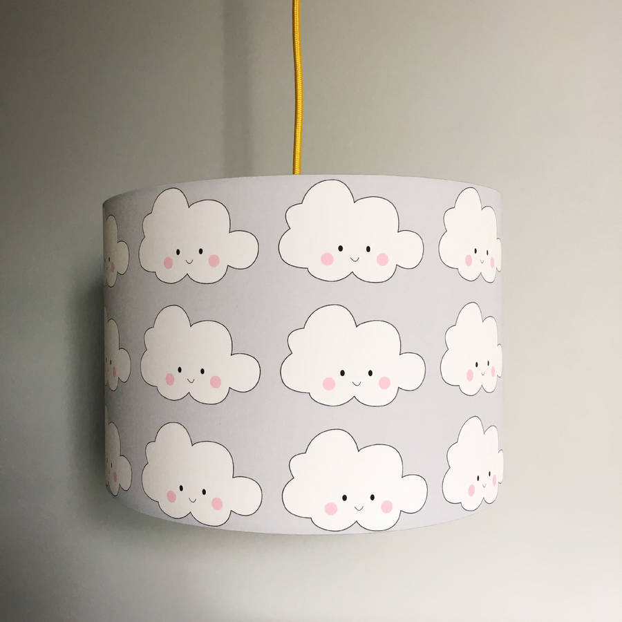 Lampshades for Babies | notonthehighstreet.com