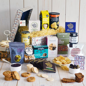 Indulgence Gluten Free Hamper - food hampers