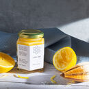 Totally Vegan Lemon Curd