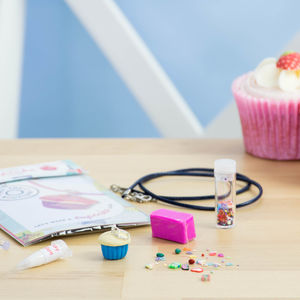 Cupcake Jewellery Craft Mini Kit