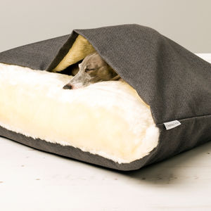 Charley Chau Snuggle Beds - cosy pet accessories