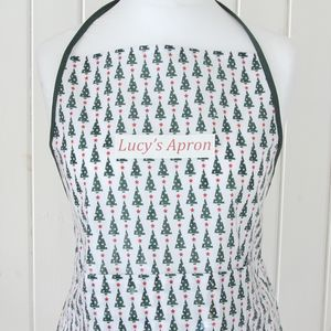 Personalised Christmas Apron