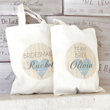 Personalised Hen Party /Bridesmaid Bag