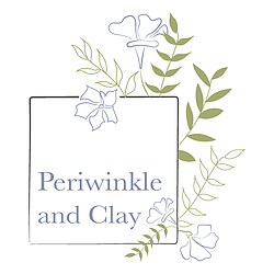 Periwinkle and Clay
