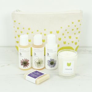 Natural Travel Set