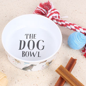 Debonair Dogs Pet Bowl - pets sale