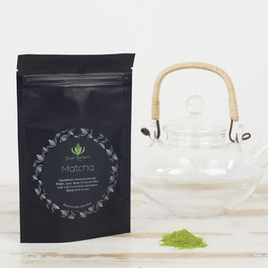 Matcha Tea - teas, coffees & infusions