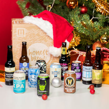 12 Days Of Christmas Craft Beer Mixed Case