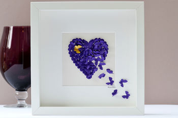 Pet Memorial Wall Art/ Love Wall Art/ Colour Choice