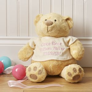 Soft Toy Teddy Bear - toys & games
