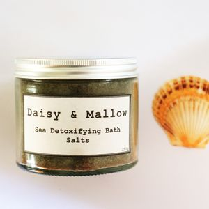 Sea Detoxifying Bath Salts