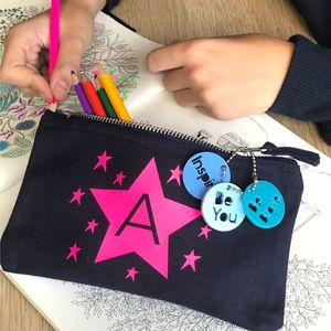 Personalised Positive Affirmation Pencil Case