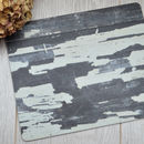 Rectangle Monochrome Placemats, Set Of Four