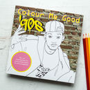 90's Colouring Book By Colour Me Good