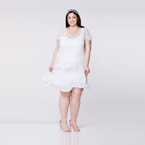 Plus Size Beatrice Bridal Dress - wedding dresses