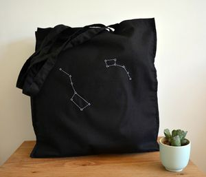 Big Dipper Little Dipper Constellation Bag