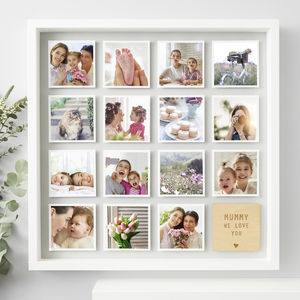 Personalised Photo Print For Mum - gifts for mothers