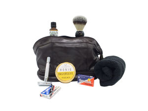 Premium Men's Shaving Kit