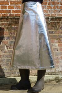 Silver Rain Skirts Perfect Festival Wear