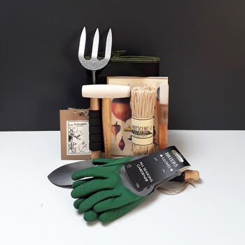 Grow Your Own Root Vegetables Gardening Gift