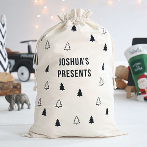 Personalised Christmas Tree Sack - new in baby & child