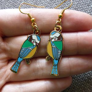 Enamel Earrings - Various Design - earrings