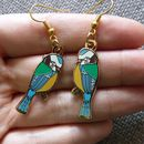 Enamel Earrings - Various Design