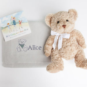 Bear Hunt Personalised Storytime Gift Hamper
