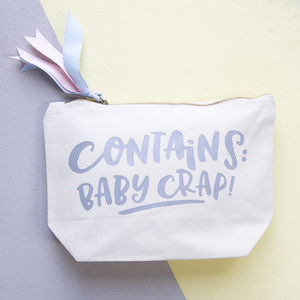 Nappy Bag Organiser - baby changing