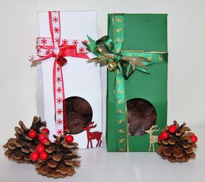 Christmas Artisan 'Free From' Variety Pack - low sugar gifts