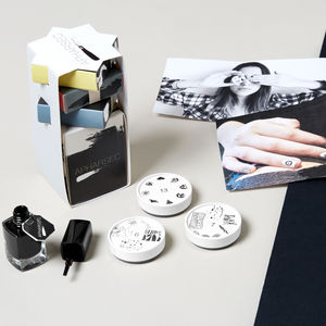 Unapologetic Diy Nail Art Gift Set - for friends