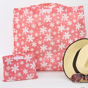 Extra Large Foldaway Beach Bag