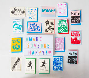 Six Month Handmade Card Subscription - subscriptions