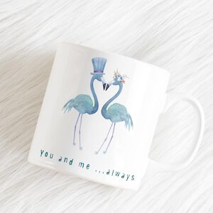 You And Me Always Couple Mug
