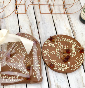 Chocolate Sentiment - new in food & drink