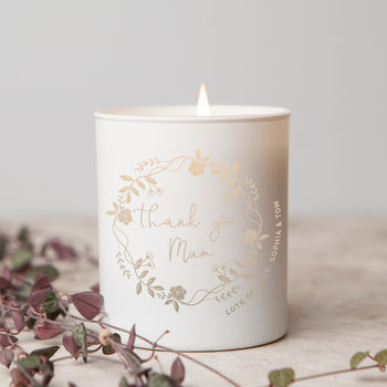 Mum Gift Candle