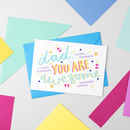 'Dad You Are Awesome!' Card