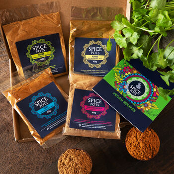 Letterbox Vegan Curry Kit